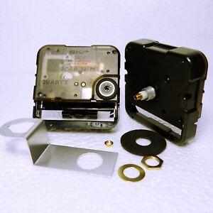 Replacement Seiko SKP Eyeshaft Quartz Clock Movement (Total Shaft Length 13mm)