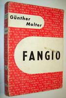 AUTOMOBILE FORMULE 1 COURSES JUAN MANUEL FANGIO 1958 BIOGRAPHIE MERCEDES MONZA