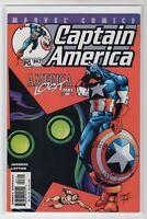"Captain America Issue #47 ""America Lost Part 3 of 4"" (Marvel Comics)"