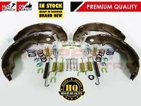 FOR JEEP PATRIOT PARKING BRAKE SHOES REAR HAND HANDBRAKE FITTING KIT 2007-2010