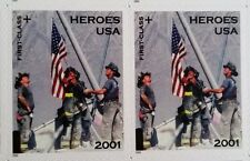 America Responds*Heroes of 9/11*Scott #B2*Sheet of 20*World Trade Center*.34 Cts