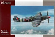 Special Hobby 1/72 Supermarine Spitfire F Mk.21 'Post WWII Service' # 72249