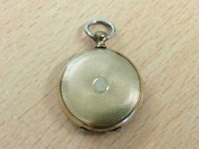 ANTIQUE ROLLED GOLD MOURNING LOCKET 1850