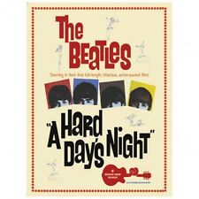 Beatles-A Hard Day's Night Metal Sign Image