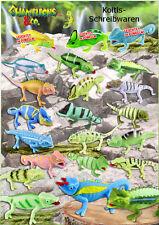 DeAgostini Chameleons & Co.  22 verschiedene Chameleons zum  aussuchen