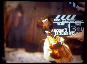 35mm FILM REEL: THE MUPPET CHRISTMAS CAROL ** RUSHES ** (1992)