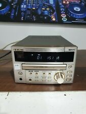 More details for e1764 teac cr-h100 receiver amplifer tuner cd player main unit only no speakers