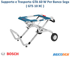 BOSCH Trasporto & Supporto GTA 60 W Per GTS 10 XC