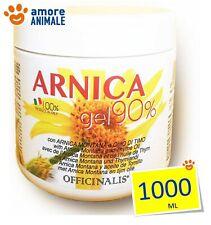 Officinalis ARNICA 90% Gel → 250 / 500 / 1000 ml - Distorsioni muscoli e tendini