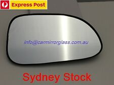 RIGHT DRIVER SIDE HOLDEN VIVA JF 2005-2009 MIRROR GLASS WITH BASE