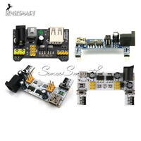MB102 Breadboard Power Supply Solderless Mini USB 3.3V 5V & DC 7-12V For Arduino
