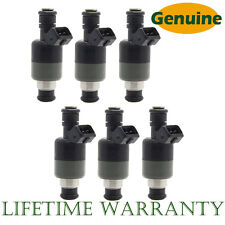 6X OEM Flow Matched Fuel Injector Set For Chevy 2.8 3.1 3.3 17089569 USA