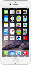 Apple iPhone 6 - 64GB - Silver (Unlocked) A1586 (CDMA + GSM)
