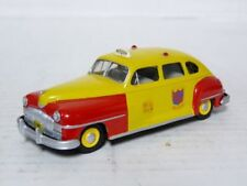 AGM 1/43 DeSoto Suburban Taxi Handmade Resin Model Car
