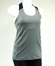 Pearl Izumi Women's Elite Escape Tank Top Cycling Jersey, Smoked Pearl, Large