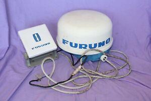 Furuno Marine Radar Antenna Unit RSB 0060 / RDP-125 FishFinder GPS Dome System