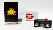 Disaster Area Designs Dmc.micro Smartpedals Midi Controller for Pedalboard