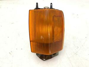 1988 Bentley Eight Driver Left Front Turn Signal Lense