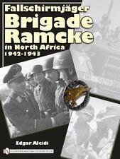 Book - Fallschirmjäger Brigade Ramcke in North Africa, 1942-1943