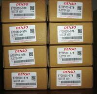 DIESEL FUEL INJECTOR SET (8) SUITS TOYOTA LANDCRUISER V8 200 SERIES 1VD-FTV.