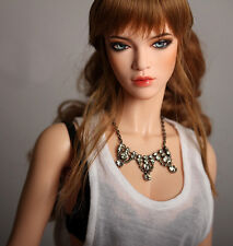 Ball Jointed Doll 1/3 mature sexy girl Aa With Eyes Free Face Up---PEACH SKIN