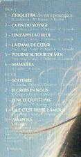 """33 tours Nana MOUSKOURI Disque LP 12"""" LA DAME DE COEUR - PHILIPS 822935 F Réduit"""