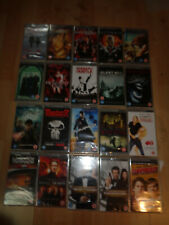 PSP UMD Movies films bundle joblot 20 all new & sealed RRP £50+    (box 238)