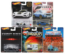 2021 Hot Wheels 1:64 SKYLINE, KOENIGSEGG AGERA R, K.I.T.T, DATTLE RAM DMC55-957B