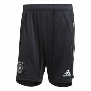Adidas Fußball DFB Trainingsshorts Herren schwarz weiß
