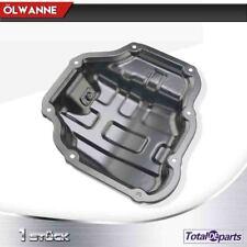 Ölwanne Stahl für Nissan Cube Micra III Note NV200 Qashqai +2 I Tiida 05-18 1.6L