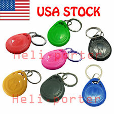 RFID 13.56Mhz Proximity IC Key Card Tags Keyfobs Token NFC Android S50 M1