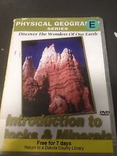 Physical Geography Series - Introduction to Rocks and Minerals (DVD)