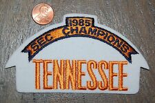"""Tennessee Volunteers 1985 SEC Champions 4 1/2"""" Patch College"""