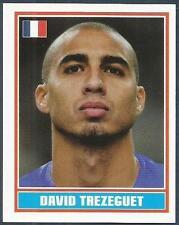 MERLIN-ENGLAND 2006 WORLD CUP- #381-FRANCE-DAVID TREZEGUET