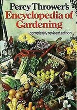 Percy Thrower's Enciclopedia De Jardinería Tapa Dura