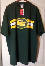 EDMONTON ESKIMOS New CFL FOOTBALL T Shirt SALE FREE SHIPPING