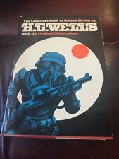 THE COLLECTORS BOOK OF SCIENCE FICTION BY H.G. WELLS / HARDBACK WITH D/W / 1979
