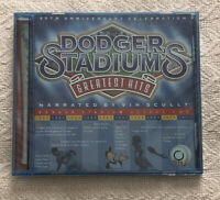 Dodger Stadium's Greatest Hits [CD, 2001] 40th Anniversary 1962-2002 Vin Skully