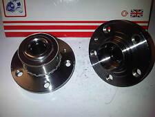 VW POLO 9N & 6R 1.4 & 1.9 TDi SDi DIESEL 02-12 2x NEW FRONT WHEEL BEARINGS /HUBS