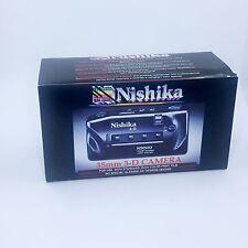 Nishika N9000 35mm Quadrascopic 3D Lenticular Camera