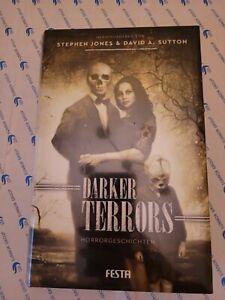 Darker Terrors Von Stephen Jones & David A. Sutton Festa Sammlerausgabe OVP