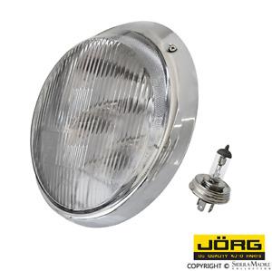 Headlight Assembly, H4, 911/912/930/912E (65-86) SMC.631.113.00