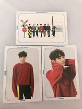 BTS Photocard Muster + Japan fan meeting