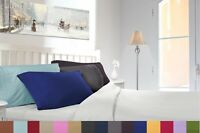 1800 Count Pillowcase Set - Standard Queen and King sizes available - Set of 2!
