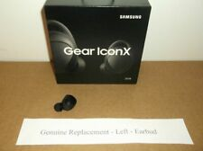 Nice Pre Owned - Samsung Gear IconX Replacement Genuine - LEFT Earbud Only