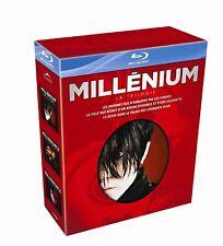 Millenium: La Trilogie [Blu-ray] New & Factory Sealed!!