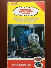 """Thomas The Tank Engine & Friends""Tenders & Turntables & Other Stories.1985.Vhs."