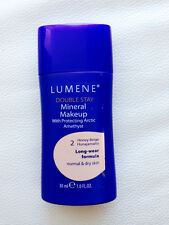 Lumene Double Stay Mineral Makeup for normal to dry skin 2 honey  beige /30ml