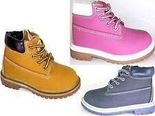 SCARPE BAMBINA BAMBINO Girl Boy SCARPONCINI Boots Trekking Stivaletti da 24 a 35