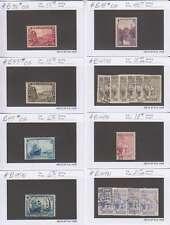 A6704: Super Belgium Semi-Postal Collection; Cv $815